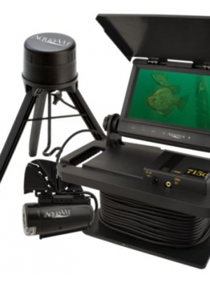 NEW! Aqua-Vu® AV715C Underwater Camera System with XD Camera Housing and MO-Pod 3