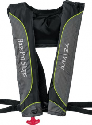 Bass Pro Shops® 24 Auto/Manual Inflatable Life Vest