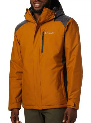 Columbia Men's Tipton Peak Insulated Jacket (Regular and Big & Tall)