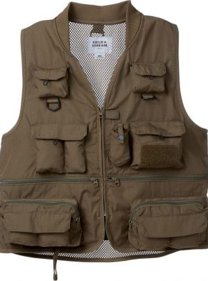 Field & Stream Men's Mesh Back Fishing Vest