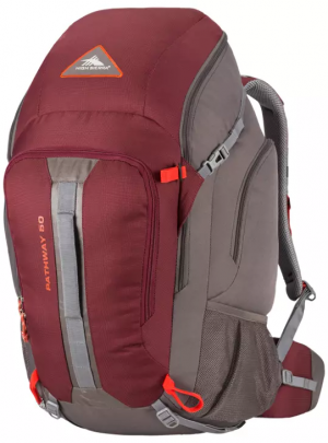 High Sierra Pathway 50L Internal Frame Backpack