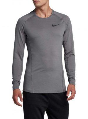 Nike Men's Pro Therma Dri-FIT Long Sleeve Shirt