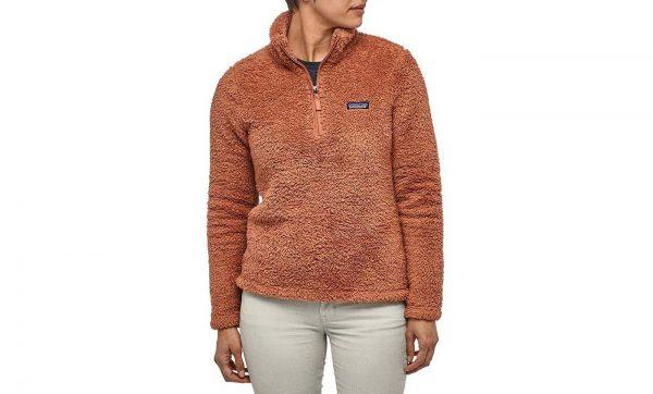 Patagonia Women's Los Gatos 1/4 Zip Fleece Pullover