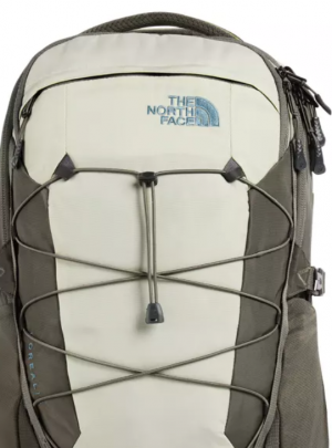 The North Face Borealis Backpack – Dove Grey/Weimaraner Brown